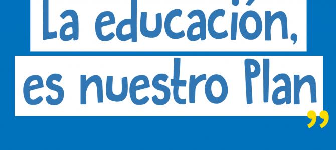 La política educativa a 2026, un acuerdo nacional para construir paz y nación desde la educación