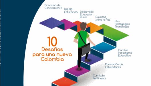 La Política Educativa a 2026, un Acuerdo Nacional para Construir la Paz y la Nación desde la Educación