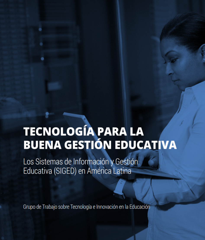 Tecnología para la buena gestión educativa