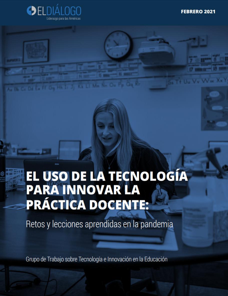 El uso de la tecnología para innovar la práctica docente
